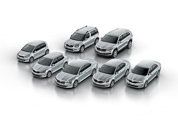 2016年斯柯达汽车创造了新的销售纪录,年销量连续第三年超过一百万辆,全球汽车1,127,700辆,同比增长6.8%.jpg
