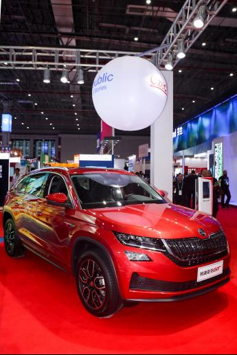 新闻稿:斯柯达柯迪亚克GT在首届中国国际进口博览会全球首秀948.png