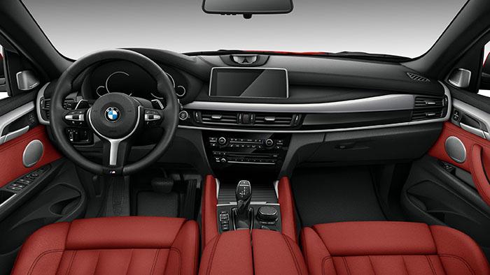 02.2019款BMW X6内饰.jpg