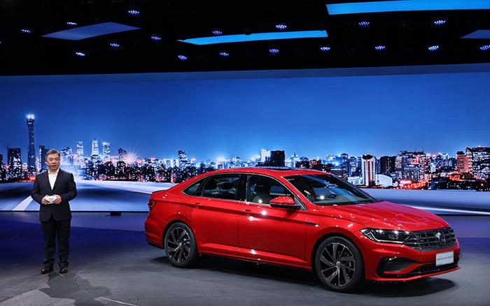 一汽-大众全新一代速腾汇集了大众汽车品牌MQB平台的各项技术优势.jpg
