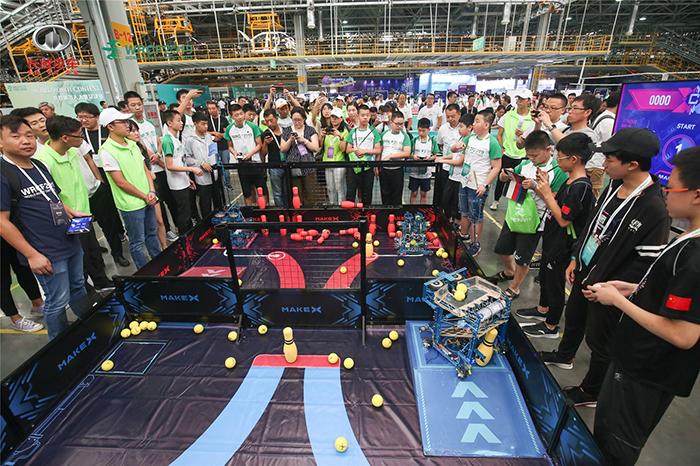 2019世界机器人大赛总决赛现场(3).jpg