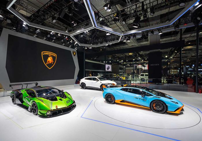 13 - 蘭博基尼汽車公司攜三款首發車型亮相2021上海車展.jpeg