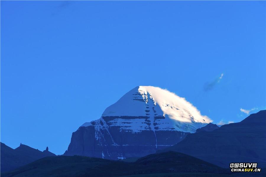 广汽三菱寻找美丽乡镇活动西藏站第五天